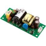 ספק כוח AC/DC לשאסי - 15W - 85V~264V ⇒ +5V / +12V