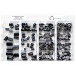 קיט קבלים אלקטרוליטיים - 16 ערכים - 270 יחידות - NOVA CCC-14