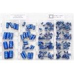 קיט קבלים אלקטרוליטיים - 16 ערכים - 243 יחידות - NOVA CCC-15