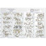 קיט קבלים קרמיים - 24 ערכים - 600 יחידות - NOVA CCC-31