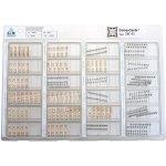 קיט קבלים SMD טנטלום - 24 ערכים - 600 יחידות