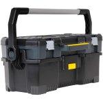 ארגז כלים משולב תא אחסון נשלף - STANLEY 1-97-506
