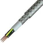 כבל חשמל גמיש - 5X1.5MM² - MULTICORE SY - בידוד שקוף