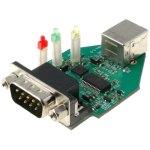 מגשר - USB-COM232-PLUS-1 , USB ⇒ RS232