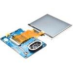 מודול פיתוח - VM800C35A-D , 3.5'' TFT , FT800