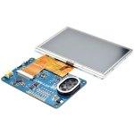 מודול פיתוח - VM800C43A-D , 4.3'' TFT , FT800
