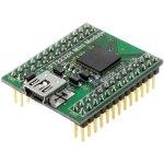 מודול פיתוח - FT2232HQ-MINI , USB ⇒ SERIAL / FIFO - FT2232H