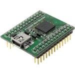מודול פיתוח - FT4232HQ-MINI , USB ⇒ SERIAL / FIFO - FT4232H