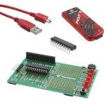 ערכת פיתוח - DV164130 - PICKIT 3 - STARTER KIT