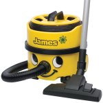 שואב אבק מקצועי - JAMES JVP 180-11