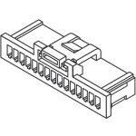 מחבר MOLEX ללחיצה לכבל - סדרת PICO-CLASP - נקבה 15 מגעים
