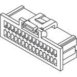 מחבר MOLEX ללחיצה לכבל - סדרת PICO-CLASP - נקבה 20 מגעים
