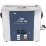 אמבטייה לניקוי אולטראסוני - 6 ליטר - SONIC 6D