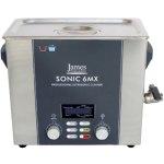 אמבטייה לניקוי אולטראסוני - 6 ליטר - SONIC 6MX