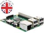 כרטיס פיתוח לאלקטרוניקה<br>RASPBERRY PI 3 MODEL B 1GB