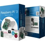 קיט פיתוח - RASPBERRY PI 3 - MODEL B - STARTER KIT