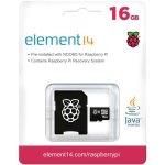 מערכת הפעלה NOOBS ULTRA 16GB עבור RASPBERRY PI 3