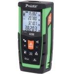 מד טווח לייזר דיגיטלי מקצועי - עד 40 מטר - PROSKIT NT-8540