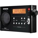 רדיו שולחני / נייד דיגיטלי בעיצוב חדשני - SANGEAN PR-D7B