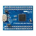מדול פיתוח - FT4232H-56Q , USB ⇒ SERIAL / FIFO , FT4232H