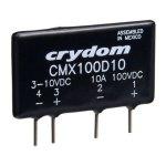 ממסר SPST-NO , 0VDC ~ 60VDC , 10A - SSR