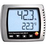 מד טמפרטורה ולחות דיגיטלי - TESTO 608-H1 HYGROMETER