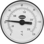 מד טמפרטורה אנלוגי לצנרת - BRANNAN 33/401/0