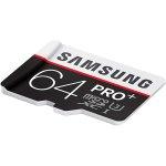 כרטיס זיכרון - SAMSUNG PRO+ - MICROSD 64GB - 95MB/S