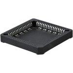 תושבת PLCC 1.27MM לרכיבים - 52 מגעים