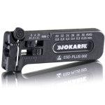 מסיר בידוד אנטי סטטי לכבלים - JOKARI 40028 - 0.25MM ~ 0.80MM