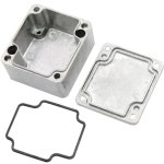 קופסת זיווד ממתכת - EPDMA SERIES - 222X146X82MM