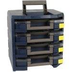 מערכת ניידת לאחסון רכיבים - HANDY BOXXSER 4X5X5