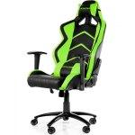 כסא לגיימרים - AKRACING , PLAYER , BLACK / GREEN