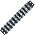 מחבר 10WAY , 22AWG ~ 10AWG - TERMINAL BLOCK BARRIER