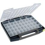 מערכת ניידת לאחסון רכיבים - 421X361X55MM - BOXXSER 55 5X10-45
