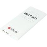 סוללת גיבוי וטעינה חיצונית - SKROSS RELOAD 12 - 12000MAH