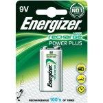 סוללה נטענת - ENERGIZER - PP3 - 9V 175MAH - NIMH