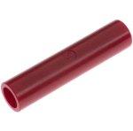 סט מתאמים - (4MM (F) ~ 4MM (F - בידוד אדום