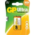 סוללת אלקליין - PP3 9V - GP ULTRA ALKALINE