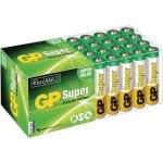 40 סוללות אלקליין - AAA 1.5V - GP SUPER ALKALINE