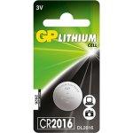 סוללת כפתור ליתיום - CR2016 3V