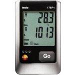 אוגר נתונים - לחץ / טמפרטורה / לחות , 2000000 זכרונות , TESTO 176-HP1