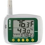 אוגר נתונים - טמפרטורה / לחות , 16000 זכרונות , EXTECH 42280