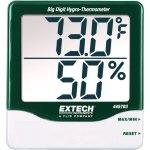 מד טמפרטורה ולחות דיגיטלי - EXTECH 445703