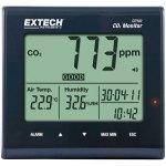מד טמפרטורה , לחות ורמת חמצן - EXTECH CO100