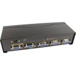 מפצל אקטיבי 4PORT , 450MHZ - VGA