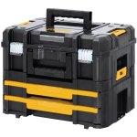 מזוודת אחסון מודולרית לכלי עבודה חשמליים - DEWALT DWST1-70702