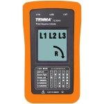בודק סדר פאזות מקצועי - TENMA 72-3515