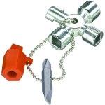 מפתח אוניברסלי לארונות שירות - KNIPEX 00 11 02