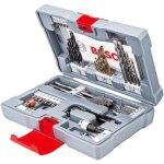 סט ביטים ומקדחים מקצועי - 49 יחידות - BOSCH 2608P00233